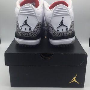 37aedd8e1457 Jordan Shoes - SALE 🔥 NIB Air Jordan 3 Golf Shoes! size 9.5